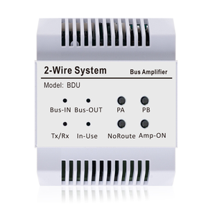Holars 2-Easy, BDU - Repeater / BUS amplifier
